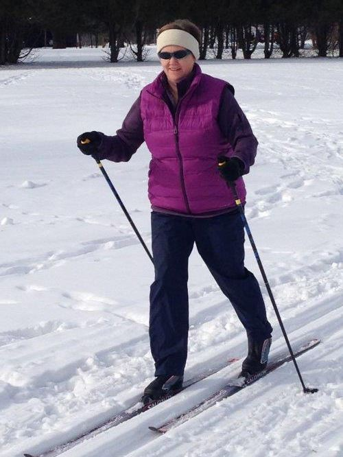 Cross County Skiing at St. Patrick's